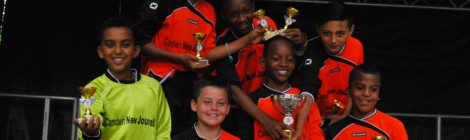Relive Camden Unity Cup Festival 2013