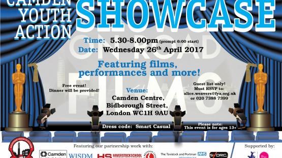 Showcase Invite