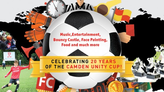 Camden Unity Cup Poster 2017