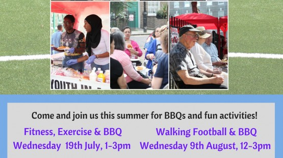 FYA Summer BBQ Events Poster