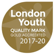 London Youth Gold logo